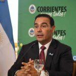 Pandemia: Valdés anunció que siguen las restricciones en Corrientes, pero con clases presenciales